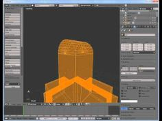 BlenderJunk!: Hard surface detailing objects using particles - YouTube