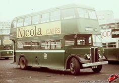 vintage from pt Portugal, Urban Intervention, Double Decker Bus, Bus Coach, Hot Coffee, Public Transport, Historical Photos, Lisbon, Vintage Photos