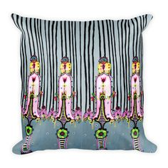 NEW! pillows on etsy all made and shipped in days from the Art of Wendy Costa