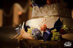 Sugar cake flowers