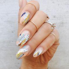 Summer nail art - #nails #nail #art #artnails #nailsart