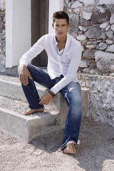 Mavi Josh bootcut jeans. New spring/summer 15 collection