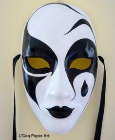 Algunas de mis máscaras – Parte I | Make Mask's Blog
