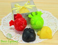 Sabonete Angry Birds