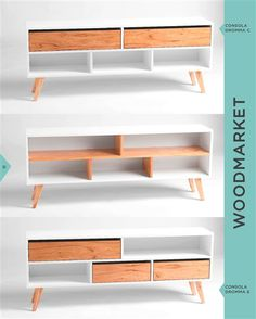 *new, but looks like and fits well with Mid-century Modern Simple Furniture, Plywood Furniture, Wooden Furniture, Home Furniture, Furniture Design, Muebles Living, Tv Unit Design, Furniture Inspiration, Interior Decorating