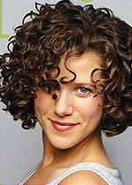 Short curly... kind of tempting