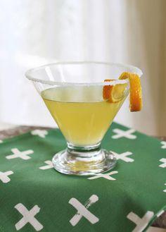 Lavender Citrus Martini