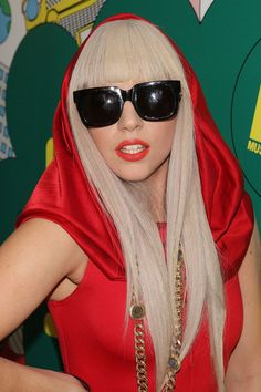 Lady Gaga In Red - Bing Images