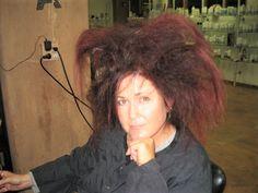 Teased Hair, Dreadlocks, Hair Styles, Beauty, Top Knot, Hairstyle, Hair, Tease Hair, Hair Plait Styles