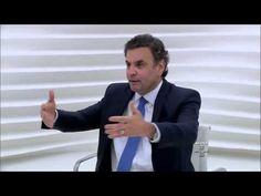 Aécio Neves Explicou Sobre Sua Lógica de Governança - Entrevista ao Programa Roda Viva - 02/06/2014 - Bloco 02