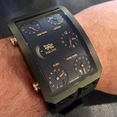 IceLink 'Monte Rosa' Zermatt Limited Edition Mechanical Watch - IceLink Watches & Jewelry