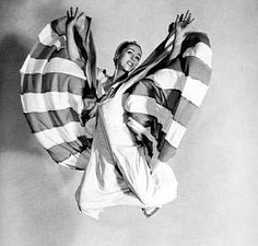 """""""Nobody cares if you can't dance well. Just get up and dance. Great dancers are not great because of their technique. They are great because of their passion.""""  ~Martha Graham, considered the mother of modern dance."""