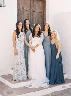 4f946fceb4968 Trendy Wedding Dresses Flowy Shades Ideas Different Dresses, Maid Of Honor  Dress Different, Maid