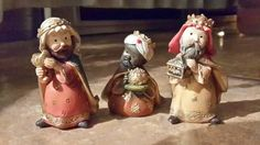 Siempre me gustó la historia de estos tres que van tras una estrella a ver a un Dios en pañales. #ReyesMagos
