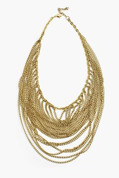 Luxor Chain Necklace