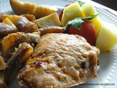 Healthy Family Cookin': Pressure Cooker Barbecue Chicken