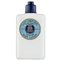 L'Occitane - Shea Butter Body Lotion.  My skin loves this stuff!