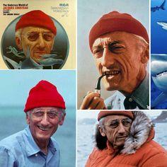Denim Halloween Costume: Jacques Cousteau