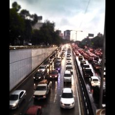 #art #traffic #mexico #df #photography