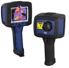 Profesionalna termovizijska kamera PCE-TC 3 Termovizijska kamera visoke rezolucije i sofisticirane opreme, uklj. opsežan softver za analizu i izradu izveštaja Glavna komponenta ove termovizijske kamere je nehlađeni mikrobolometar (Uncooled Focal Plane Array) rezolucije od 160 x 120 piksela