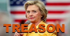 BREAKING: FBI CONFIRMS Hillary Clinton GUILTY of TREASON, Gave Classified Material To Foreign Governments!
