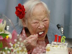 Yes, six people born in 19th century are still with us. Misao Okawa is the oldest Japanese person ever, having celebrated her 116th birthday in March.