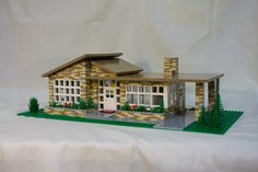 mid century mod house