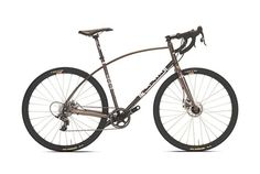 Van Dessel Whiskey Tango Foxtrot Rival 22 http://www.bicycling.com/bikes-gear/recommended/2016-buyers-guide-best-beginners-bikes/slide/7