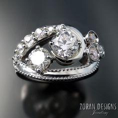 45edb8b8ddf885 74 Best Custom Jewelry Design - Modern Jewellery images in 2018 ...
