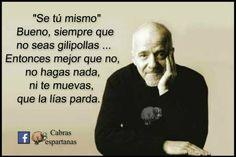 Sabio consejo de Coelho …