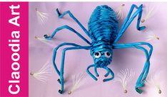 Araña de papel (Claoodia Art)