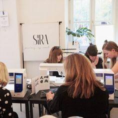 So war unser Näh-Workshop am Stijlmarkt München!