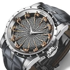 Roger Dubuis Excalibur Table Ronde II @DestinationMars