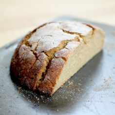 Broa de Milho (Traditional Portuguese Corn Bread). alternate here: http://www.brighteyedbaker.com/2011/08/03/confession-9-this-is-my-second-time-using-cornmeal-ever-portuguese-corn-bread/