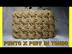PUNTO ALVEARE PUFF - NUNZIA VALENTI - YouTube