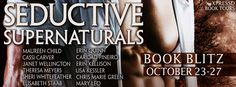 ✫✫ BOOK BLITZ - SEDUCTIVE SUPERNATURALS BOXED SET + GIVEAWAYS ✫✫