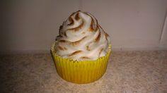 Lemon Meringue Pie Cupcake By Tabitha Rodriguez @ Tabi's Custom Creations
