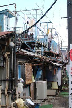 川崎市 幸区 川崎 Bg Design, Japan Landscape, Japan Street, Aesthetic Japan, Urban Setting, Japan Photo, Slums, Environment Design, Environmental Art