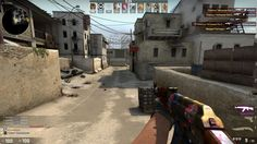 This is a screenshot of me playing Death Match in Counter Strike: Global Offensive. This represents my Competitor play personality because I am playing against players to win. While playing CS I show a freedom from time as I frequently lose track of time and end up playing for hours on end. Which also brings me to a diminished consciousness of myself because I end up not eating all day while playing. Image found at my steam profile: SteamCommunity.com/ifakey