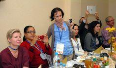 W dniach 3-5 października 2012 r. w powiecie łukowskim odbyła się wizyta studyjna specjalistów z dziedziny edukacji, kształcenia i doskonalenia zawodowego z różnych krajów Europy (Finlandii, Francji, Hiszpanii, Niemiec, Macedonii, Szwecji, Turcji, Węgier, Wielkiej Brytanii oraz Włoch). Tematem wizyty studyjnej był wpływ nowoczesnych technologii informacyjno-komunikacyjnych na proces nauczania i uczenia się.