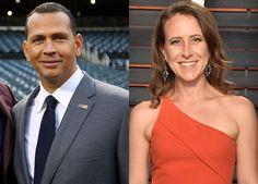 Alex Rodríguez Dating Anne Wojcicki, Silicon Valley CEO & Ex-Wife Of Google Co-Founder