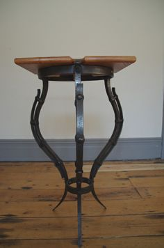 Lamp Stand by Tom Fell - Blacksmith