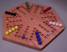 wooden board games | Wood Game Boards By Puzzledgameboard.com