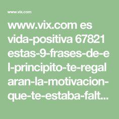 www.vix.com es vida-positiva 67821 estas-9-frases-de-el-principito-te-regalaran-la-motivacion-que-te-estaba-faltando