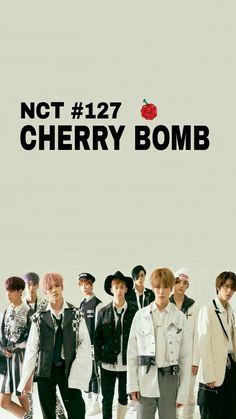 Fondo pantalla /NCT 127/ Cherry Bomb/ 2017