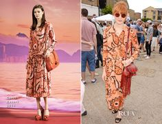 Florence Welch In Gucci – Vauxhall Art Car Boot Fair 2014