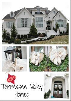 TN Valley Homes Collage