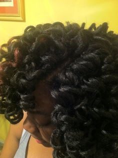 Crochet braids knot less #LooksByImani