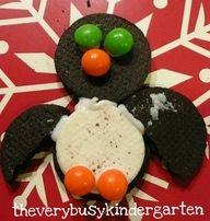 Penguin cookie!