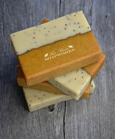 Bliss Beer Soap, by Tree Marie Soapworks #naturalsoapmakingideas